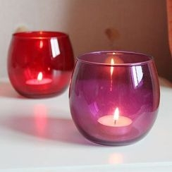 Thula Design - Gradient Glass Candle Holder