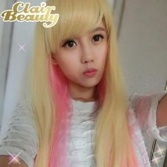 Clair Beauty - Long Full Wig - Straight