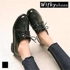 Wifky - Studded Oxfords