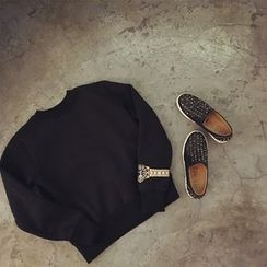 YUKISHU - Watch Print Pullover