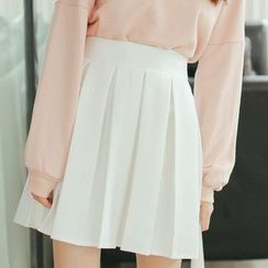 FancyMe - Pleated Skirt
