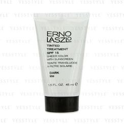 Erno Laszlo - Tinted Treatment SPF15 (Sheer Color with Sunscreen) - # 956 Dark