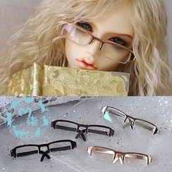Ningyo - Ball-Jointed Doll Semi-Frame Glasses