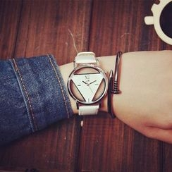 HM - 情侶帶式手錶
