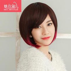 My Style Wigs - Short Full Wig - Straight