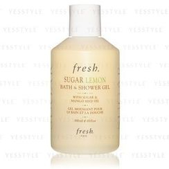 Fresh - Sugar Lemon Bath and Shower Gel