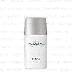 HABA - O/W Foundation SPF 23 PA++ (#02)