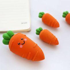 Class 302 - Carrot Eraser