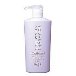 HABA - Squalane Shampoo With Platinum (Lavender)
