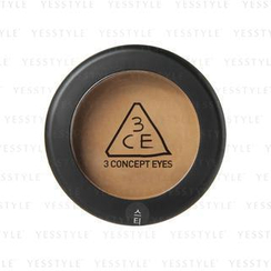 3 CONCEPT EYES - One Color Shadow - Matt (Almond)
