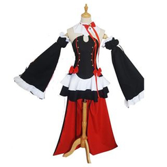 Maisie - Seraph of the End Krul Tepes Cosplay Costume