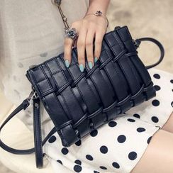Secret Garden - Woven Crossbody Bag