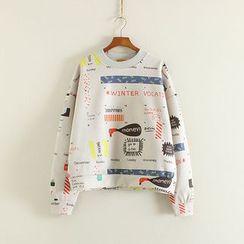三木社 - 印花套衫