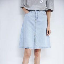 Porta - Denim Skirt