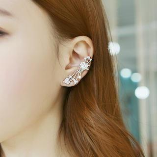 soo n soo - Cubic Ear Cuff