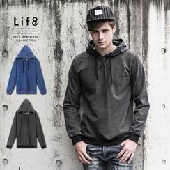 Life 8 - Hooded Pullover