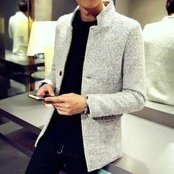 KANGI - Melange Coat