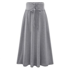 Coronini - A_Line Midi Skirt
