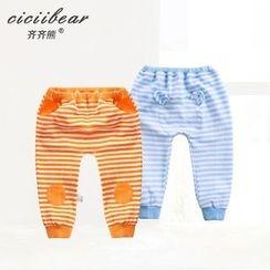 ciciibear - Baby Stripe Pants