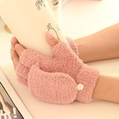 Good Living - Furry Gloves
