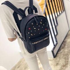 Secret Garden - Studded Backpack