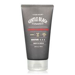 Etude House - Gentle Black One Shot Cleansing Foam 150ml