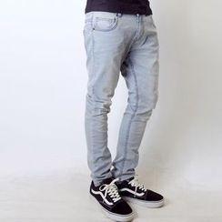 SeventyAge - Straight-Cut Jeans
