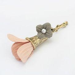 Bling Thing - 花形胸针
