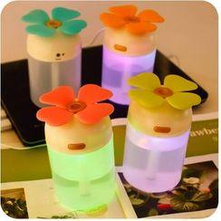 默默爱 - USB 花朵加湿器