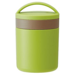 Skater - Earth Color Thermal Delica Pot (Green)