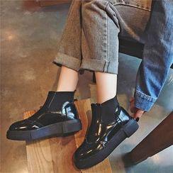 Hipsole - Platform Ankle Boots