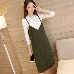 Romantica - Jumper Knit Dress