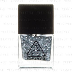 3 CONCEPT EYES - Nail Lacquer Glitter (#GT14)