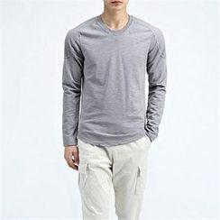 THE COVER - Raglan-Sleeve T-Shirt