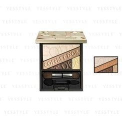 Kanebo - Coffret D'or Beauty Aura Eyes (#05 Gold) (Limited)