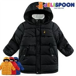 JELISPOON - Kids Hooded Padded Coat