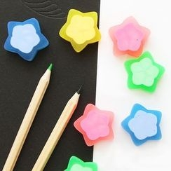 YouBuy - Set of 2: Star Shaped Eraser