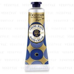 L'Occitane - Shea Butter Hand Cream (Festive Thanksgiving Limited Edition)