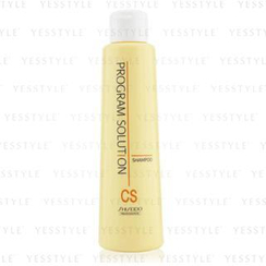 Shiseido - Program Solution Shampoo CS (For Colored and Ionized Straightening Hair)