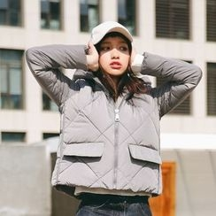 Porta - Hooded Padded Jacket