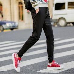 DUKESEDAN - Drawstring Jogger Pants