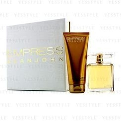 Sean John - Empress Coffret: Eau De Parfum Spray 100ml/3.4oz + Body Cream 200ml/6.7oz