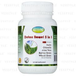 Alyson - Detox Bowel 5 in 1