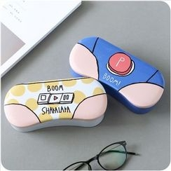 Eggshell Houseware - Printed Glasses Case