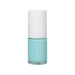 Nature Republic - Color And Nature Nail Color (#28 Mint Macaroon)