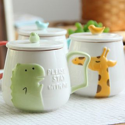 Show Home - Animal Glass Cup