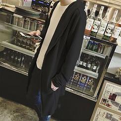 Streetstar - 連帽開胸夾克