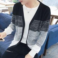 Fireon - Melange Knit Jacket