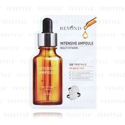 BEYOND - Intensive Ampoule Mask (Multi Vitamin)