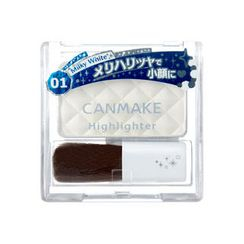 Canmake - Highlighter (#01 Milky White)